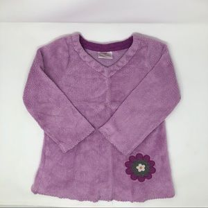 HANNA ANDERSSON FLEECE SWEATER SIZE 110